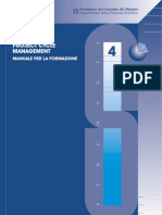 Formez Manuale Project Cycle Management