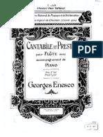 IMSLP16925-Enesco - Cantabile and Presto Flute and Piano (1)
