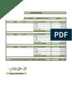 Cantidades Con Precios y Totales (Licitacion) 2014 Cuadro Resumen