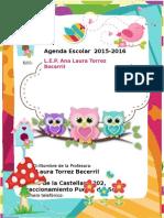 Agenda de Buhos, Ciclo 2015-2016 (Terminada)