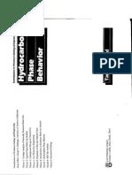 (Ahmed, Tarek) - Hydrocarbon Phase Behavior.pdf