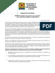 150825 COMUNICADO_ Preocupación Por La Periodista Jade Ramirez-RNDDHM