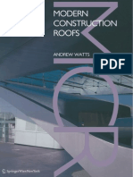 Andrews Watts - Modern Construction Roofs