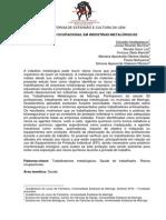 Exposiçao Ocupacional Em Industrias Metalurgicas (1)