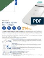 ProlinK Pocket router