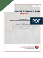 Dokumen Teknis Cendana