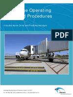 Aerobridge Operating Guide and Procedures V4 Oct 2013