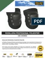Ficha Técnica Rodilleras
