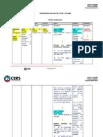 OAB 2 fase Trabalho Cronograma