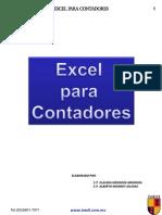 Excel Contadores 2009