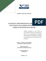 Análise de Compatibilidade Da Metodologia Ágil Scrum Com o Modelo de Processo de Gerência de Projetos Do Mps.br