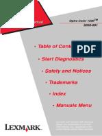 1200 COLOR  Service Manual.PDF