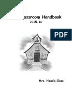 handbook for web page