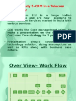 CRM Presentation - Telecom