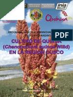 Cultivo de Quinua-cusco