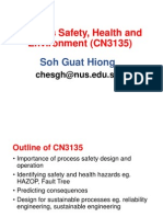 CN3135 Lecture 1 - Loss Prevention
