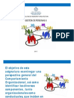 Clase 01 gestion personal