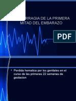 HEMORRAGIA DE LA PRIMERA MITAD DEL EMBARAZO.pptx