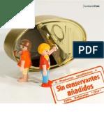 """Catálogo """"Sin conservantes añadidos"""""""