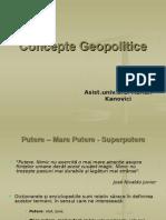 Curs 2.Concepte Geopolitice