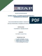 proyecto de investigacion.. Estres laboral y academico en la uap.docx