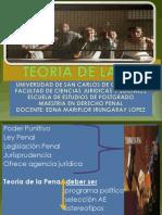 TEORÍA DE LA PENA
