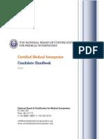 National Board Candidate Handbook