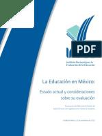 La Educación en México