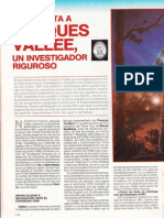 Jacques Valle - Entrevista a Jacques Valle, Un Investigador Riguroso R-006 Nº Extra - Mas Alla de La Ciencia - Vicufo2