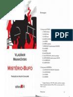 Mistério-Bufo - Vladimir Maiakóvski