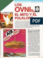 Los Ovnis, El Mito El Folklore R-006 Nº Extra - Mas Alla de La Ciencia - Vicufo2