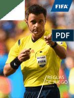 Reglas de Futbol 2015