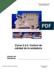 Curso Manual 2.4.5. Control de Calidad a La Soldadura Doc