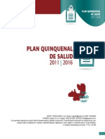 Documento - Plan Quinquenal Salta