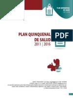 Documento - Plan Quinquenal Salta