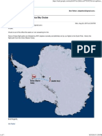 Email Question About Antartica Sky Cruise