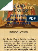 El Año Liturgico