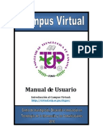 Moodle Manual de Usuario OEA