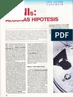 Ovnis Algunas Hipotesis R-006 Nº Extra - Mas Alla de La Ciencia - Vicufo2