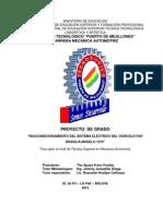 Proyecto de Grado Fiat 2015