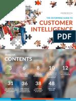 Enterprise Guide to Customer Intelligence