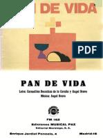 Pan de Vida, Angel Bravo