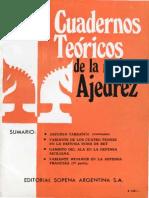 Cuadernos teoricos 24