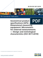 BS EN ISO 3611-2010