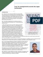 Newsoftomorrow.org-Kosta Danaos Nei Kung Les Enseignements Secrets Des Sages Guerriers RésuméCommentaire