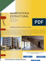 MAMPOSTERIA ESTRUCTURAL