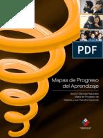 Mapas de Progreso Aprendizaje Chile Fuerzas