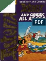 30- Asterix and Obelix All at Sea