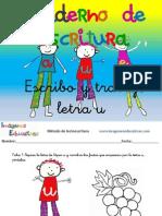 Metodo Lectoescritura Imagenes Educativas Letra u