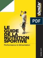 Guide de La Nutrition